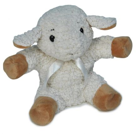 Cloud B Sleep Sheep Puppet with heating and cooling pack